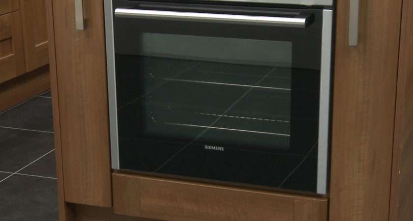 Built Electric Single Oven Stainless Steel