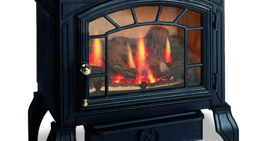 Burley Ambience Flueless Gas Stove Fire