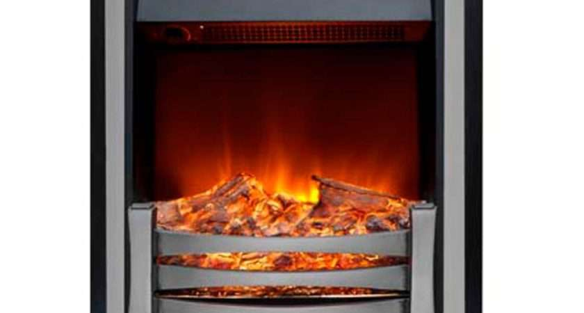 Burley Egleton Inset Electric Fire Big Fireplace Store