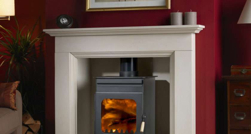 Burley Hollywell Stove Efficient Wood Burning