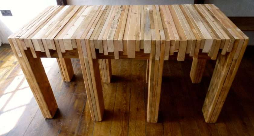 Butchers Block Table Lawsons Traditional Timber