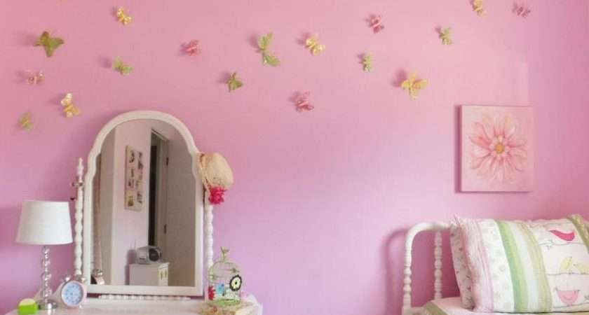 Butterfly Theme Bedroom Ideas Girls Meeting Rooms