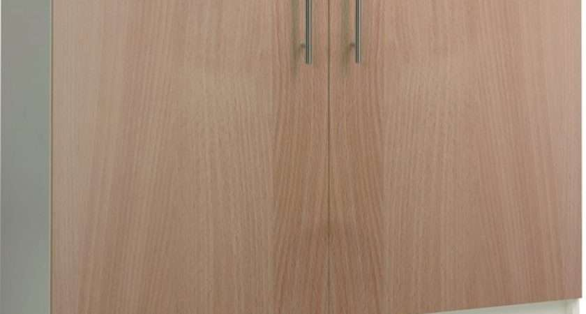 Buy Athina Fitted Kitchen Base Unit Beech