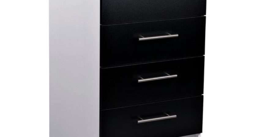 Buy Athina Fitted Kitchen Drawer Unit Black