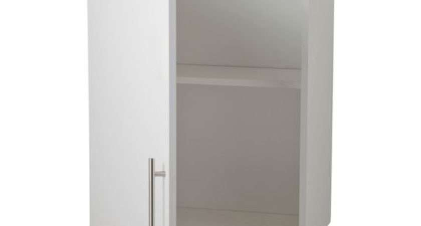 Buy Athina Fitted Kitchen Wall Unit White Argos