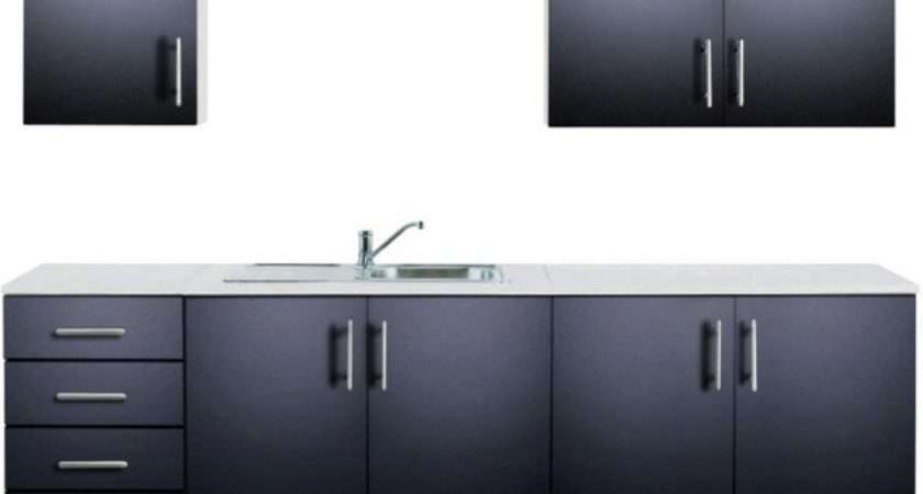 Buy Athina Piece Fitted Kitchen Unit Package Black