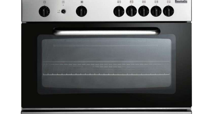 Buy Baumatic Tcss Gas Range Cooker Stainless