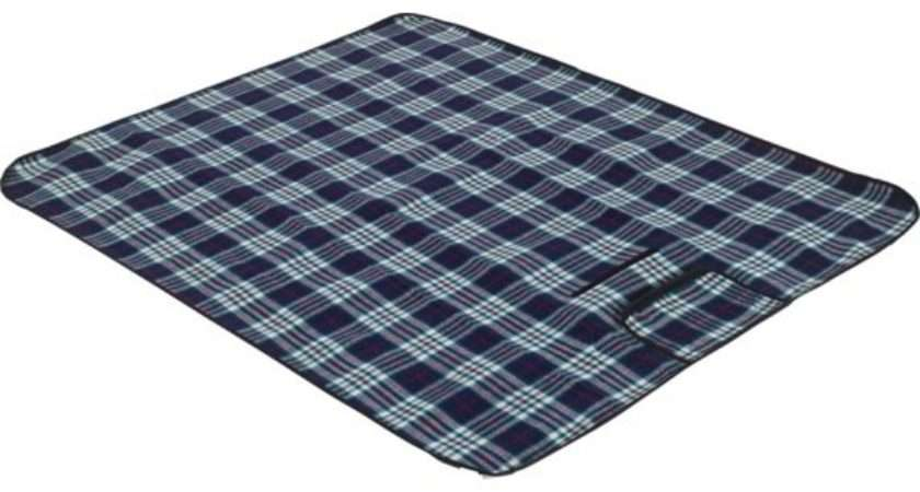 Buy Chequered Camping Picnic Blanket Argos Your