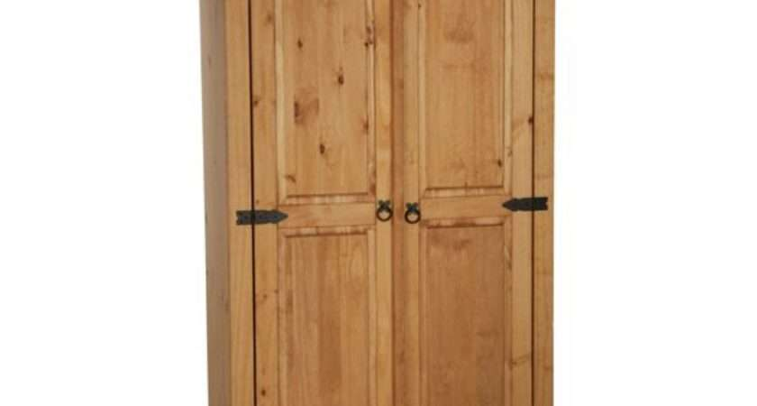 Buy Collection Puerto Rico Door Wardrobe Light Pine