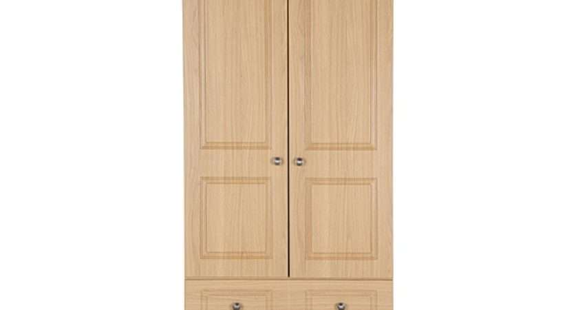Buy Collection Stratford Door Drawer Wardrobe Oak