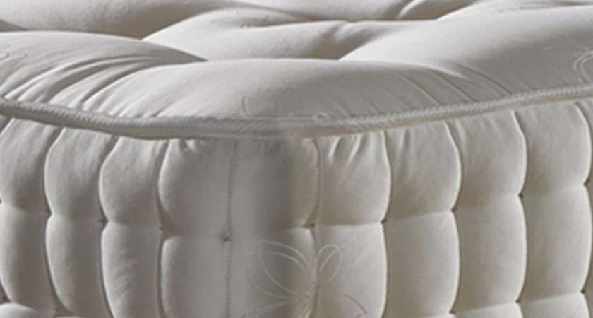 Buy Deluxe Beds Natural Touch Pocket Spring