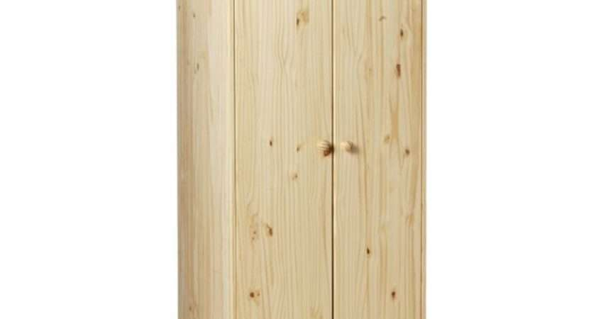 Buy Home Jakob Door Wardrobe Pine Argos