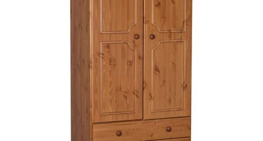 Buy Home Nordic Door Drawer Wardrobe Pine Argos