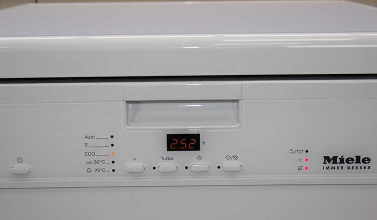 Buy Miele Dishwasher White Marks Electrical