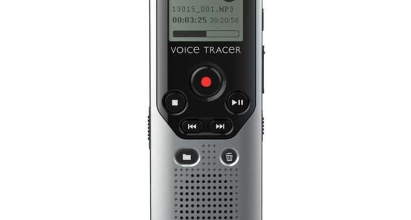 Buy Philips Voice Tracer Digital Recorder