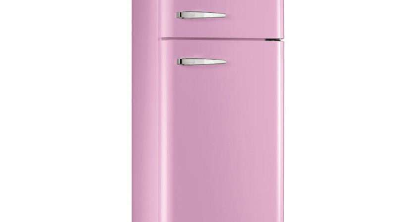 Buy Smeg Fab Rfp Fridge Freezer Pink Delivery