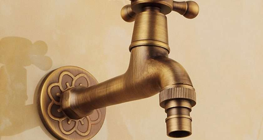 Buy Wholesale Decorative Garden Taps China