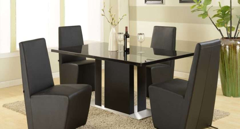 Buying Modern Dining Sets Tips Advices Traba Homes