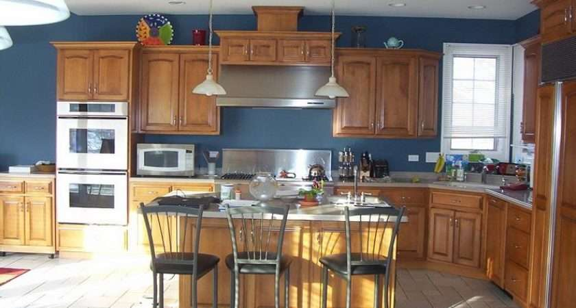 Cabinet Shelving Paint Color Wood Kitchen Cabinets