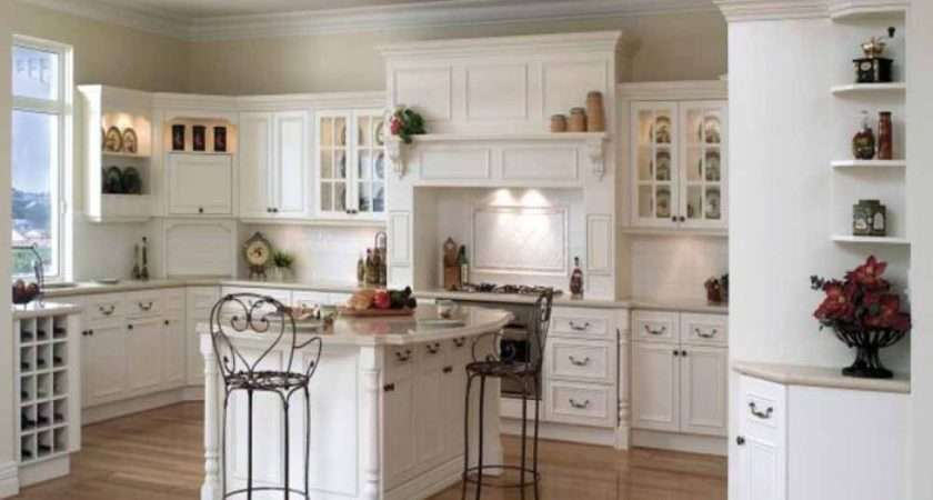 Cabinets Kitchen White Home Depot