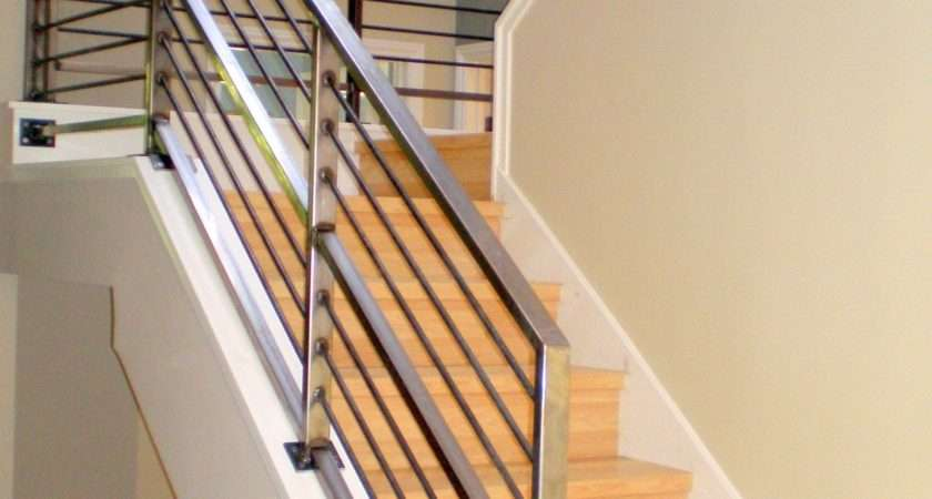 Cable Railing Kit Ideas Wooden Houses
