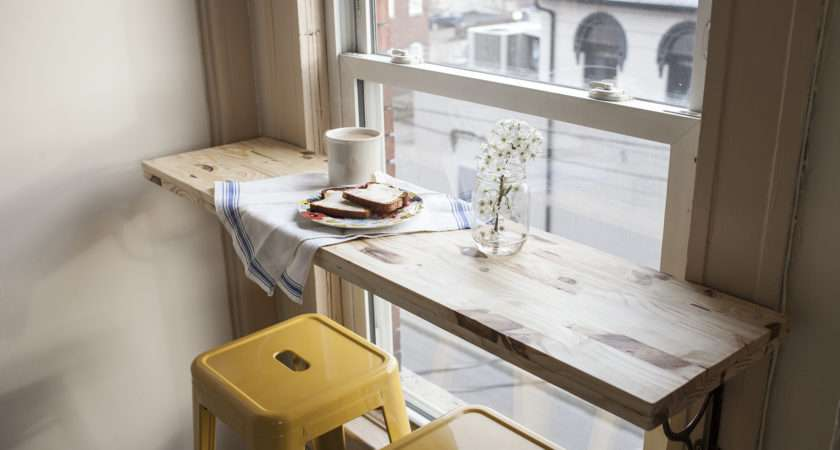 Cafe Corner Small Space Diy Offbeat Inspired