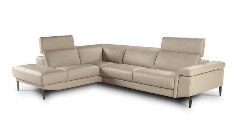 Cairo Corner Sofa Bed Red Leather Single