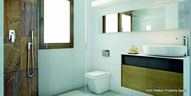 Campoamor Bed Villa Bargain Bathroom