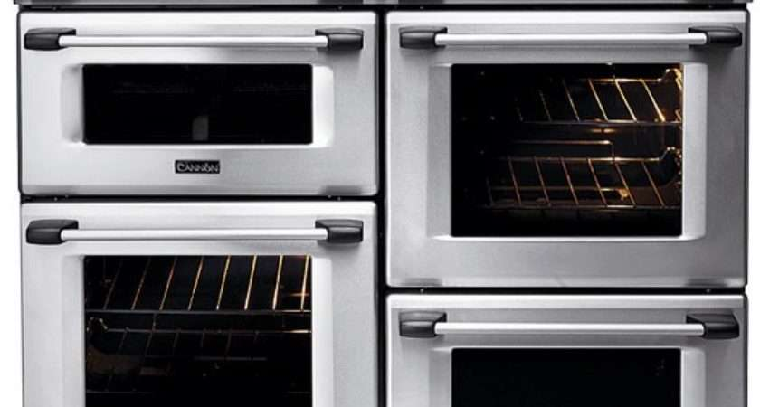 Cannon Professional Range Cooker Cookers