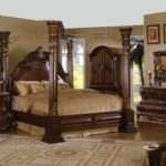 Canopy Bed Bedroom Sets Four Post