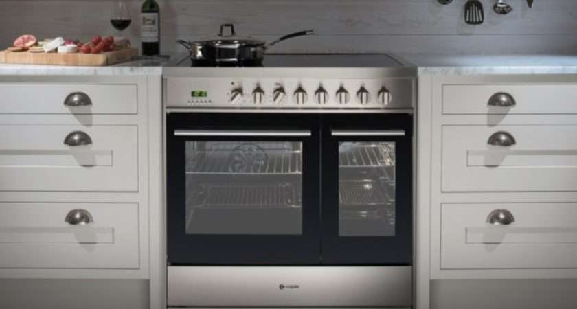 Caple Dual Cavity Electric Range Cooker Get
