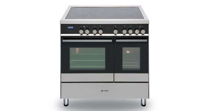 Caple Dual Fuel Range Cooker Wide