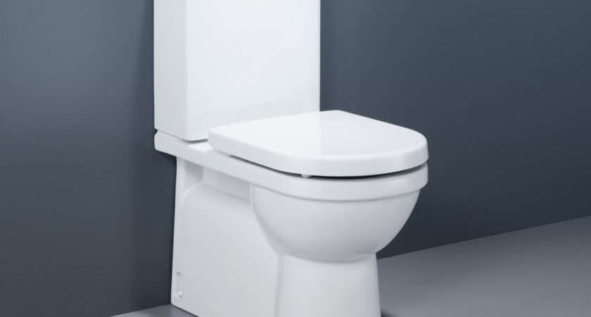Caroma Senate Back Wall Bottom Inlet Toilet Suite