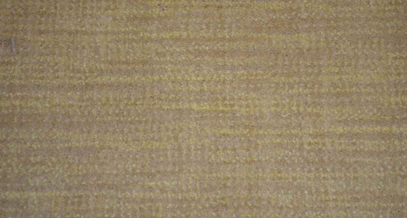 Carpet Rug Woven Wool Remnant Stria Pattern