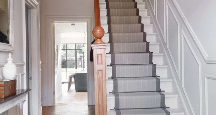 Carpet Runners Stairs Staircase Traditional