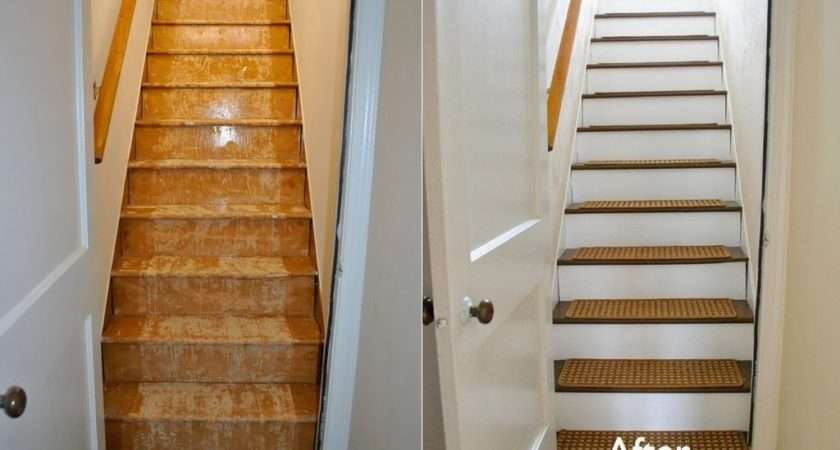 Carpet Stair Treads Few Tips Safety