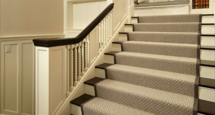 Carpet Stair Treads Home Design Tips Guides