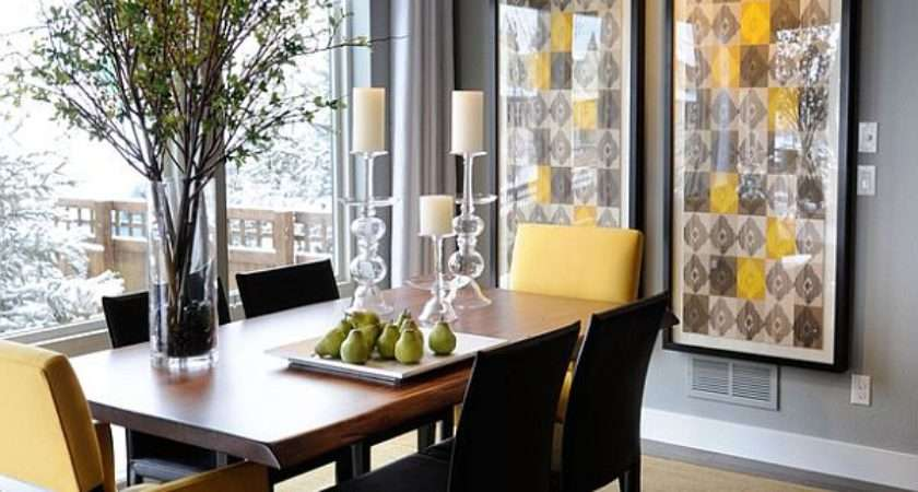 Casual Dining Rooms Decorating Ideas Soothing