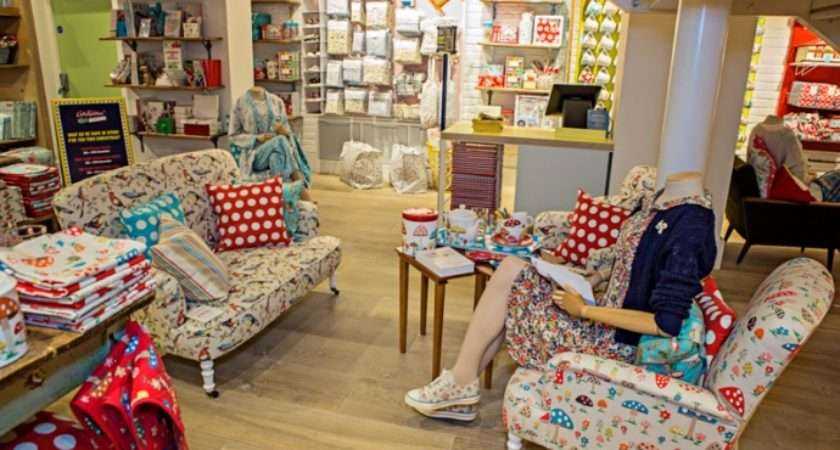 Cath Kidston Flagship Furniture Piccadilly