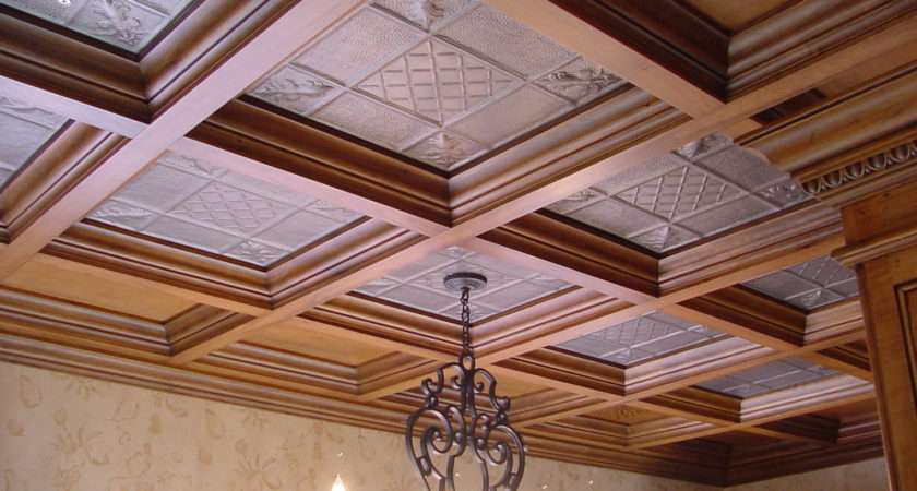 Ceilings Midwestern Wood Products Coffered