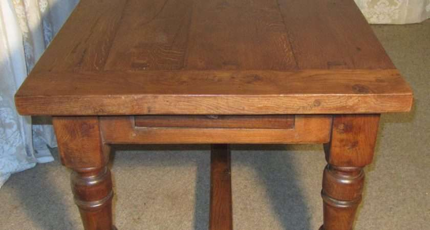 Century French Oak Dining Table Antiques Atlas
