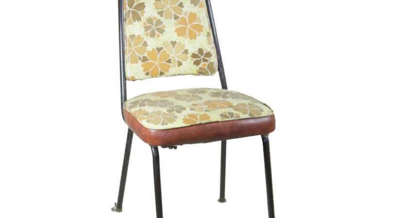 Chair Style Yellow Floral Pattern Air Designs