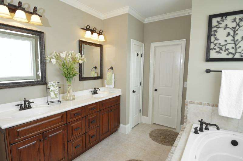 Changing Your Bathroom More Modern Beautiful Feel Doesn