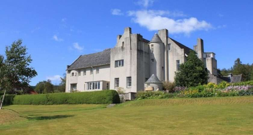 Charles Rennie Mackintosh Architecture Buildings Wikiartis