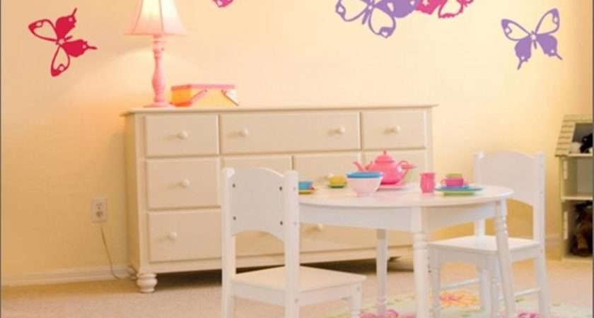 Charming Butterfly Themed Girl Bedroom Ideas Rilane