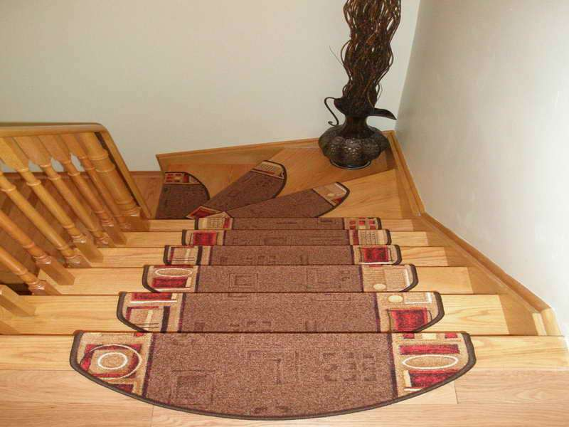 Charming Carpet Runner Stairs