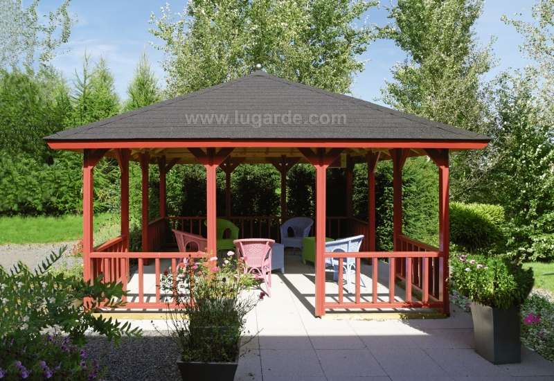 Cheap Summerhouses Painted