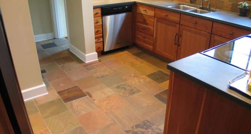 Cherry Slate Kitchen Butler Tarkington Wrightworks Llc