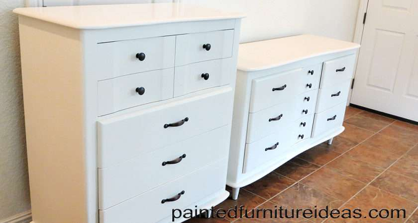 Chest Drawers Makeover Painted Furniture Ideas