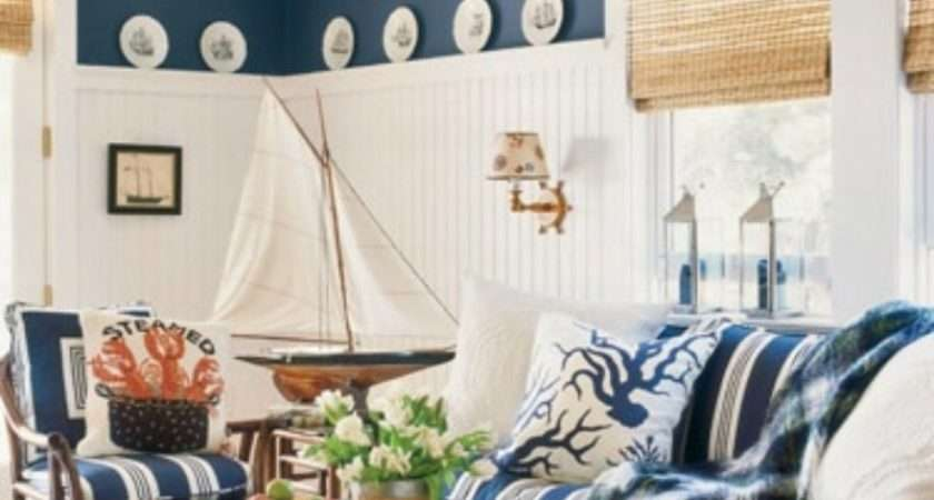 Chic Beach House Interior Design Ideas Loombrand